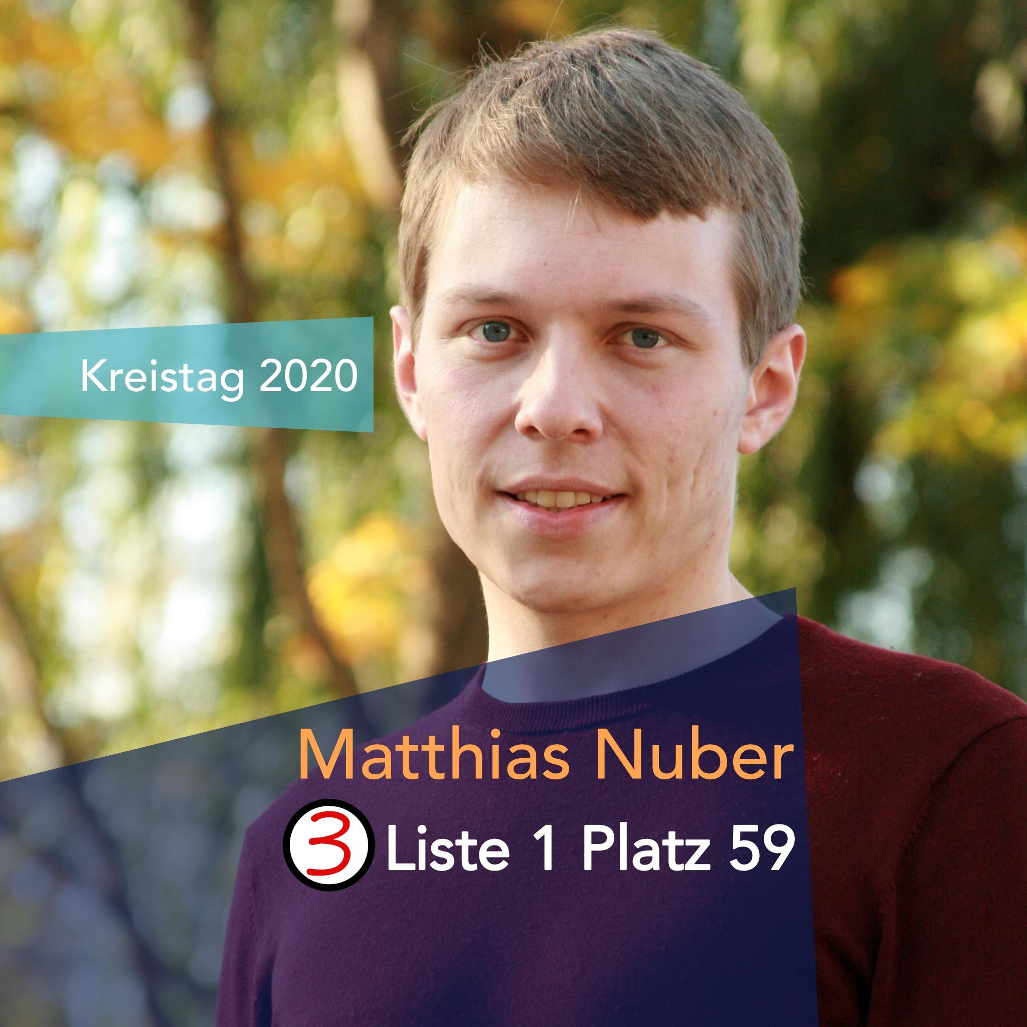 Matthias Nuber